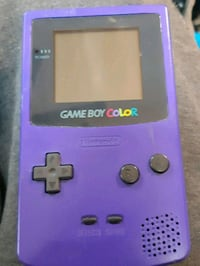 purple Nintendo Game Boy Color Aspen Hill, 20906