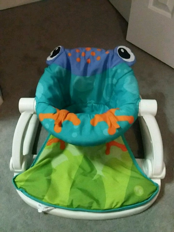 Fisher Price Frog Seat