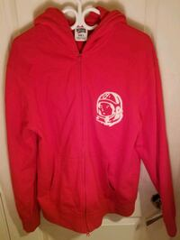 BILLIONAIRE BOYS CLUB HOODIE JACKET