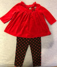 Baby Girl Outfit-Size 12mo Rockville, 20853