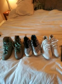 three pairs of assorted shoes Phoenix, 85018