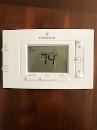 New Programable Thermostat new