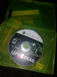 Left 4 dead game for Xbox 360 Perris, 92571