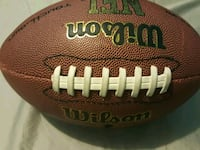 NFL wilson perfect condition football Surrey, V3W 0T6