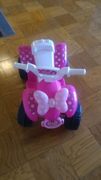 Automatic Minnie ride battery operated Falls Church, 22042