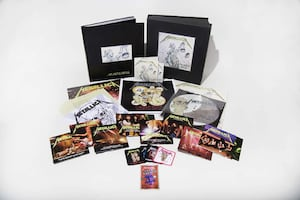 (NEW) Metallica And Justice For All - Deluxe Boxset (Vinyl).