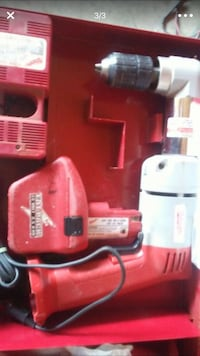 red and black Milwaukee cordless drill Chicago, 60629