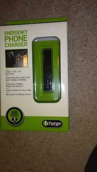Cell phone charger  Pottsboro, 75076