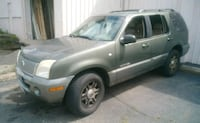 2002 mercury mountaineer Dayton, 45449