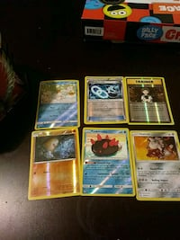 assorted Pokemon trading card collection Earlville, 60518