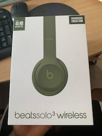 Beats Solo 3 Wireless HeadPhone Toronto, M1H 2Y9