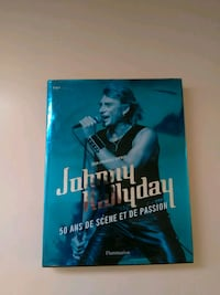 Livre Johnny Hallyday Mitry-Mory, 77290