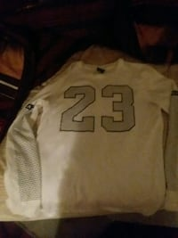 white and black Nike NFL jersey North Little Rock, 72118