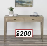 AJ- BRAND NEW- Sheridan Console Table Mississauga