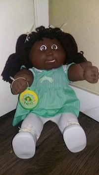 Cabbage Patch Kids Doll Calgary, T2N 1S4