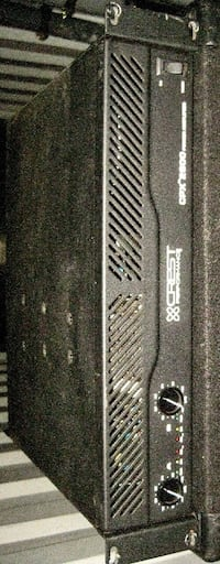 Crest CPX2600 Power Amplifier for Band or DJ 2200 Watts Jacksonville, 32223