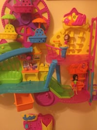 Last price drop!Polly Pocket Ultimate Wall Party Build-up Playset Ellicott City, 21043