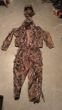 Paintball/Airsoft ghilly camo & face mask  Jefferson Hills, 15025