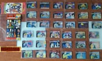 DRAGON BALL COLECCIÓN COMPLETA CHANGING CARDS València, 46019