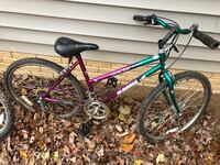 5 gears bike with kickstand  Gaithersburg, 20882