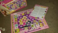 """Barbie board game """"shop with barbie """""""