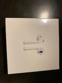 Apple Airpods wireless. Brand new in box. HENDERSON