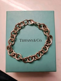 Tiffany and co bracelet 925 silver Vancouver, V5N 4Y4