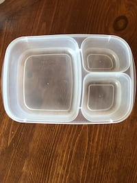 Meal Prep Containers Calgary, T2K 2W6