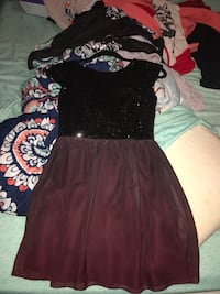 Dress, only worn once