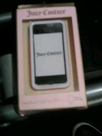 Juicy Couture iphone 4 case Los Angeles, 90041
