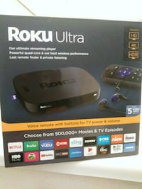 Roku. Ultra Whittier, 90601