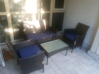 Patio furniture used for only 2 months  Toronto, M5V 0C2