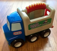 Little tikes moving truck