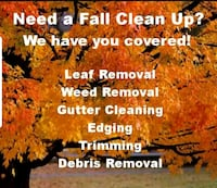 Fall cleanup Americus, 31719