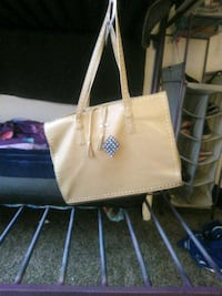 brown leather tote bag with wallet Lexington, 40509