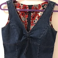 Vintage denim dress Châteauguay, J6J 5V5