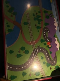 Toy Train/play table   Piscataway, 08854