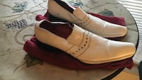 white leather  dress shoes Goodlettsville, 37072