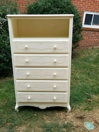 New wooden dresser with bed side cupboard  Silver Spring, 20903