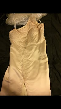Cream formal/prom/pageant dress Baltimore, 21213