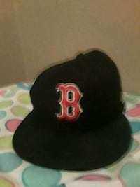 black and red Chicago Bulls fitted cap La Puente, 91746