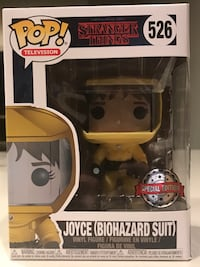 Joyce (Biohazard Suit) Funko POP 526