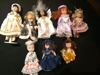 Mini Porcelain Dolls Hanover, 17331