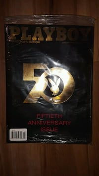 Playboy January 2004 50th Anniversary Collection E Metairie, 70005