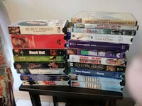 assorted DVD movie case lot Greater Landover, 20785