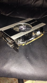 Xfx r7700 graphics card
