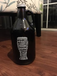 Beer Growler from Giant Eagle