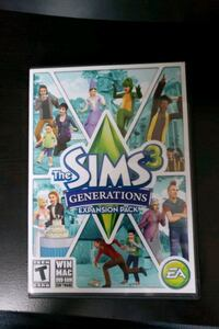 The sims 3 Generations expansion pack Wescosville, 18106