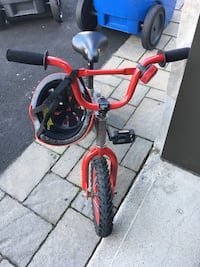 Red and black bmx bike Repentigny, J5Y