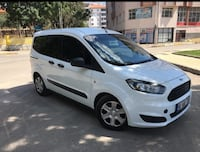 2015 Ford Tourneo Courier Journey 1.6 L TDCI 95PS TREND Aksaray Merkez